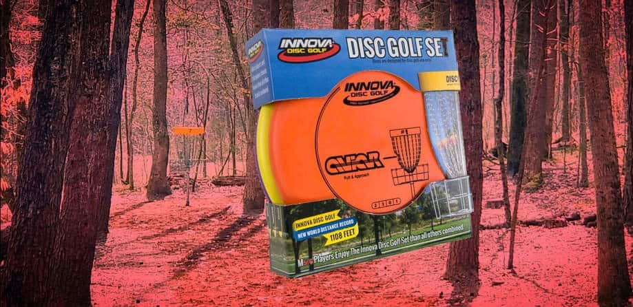 Best disc golf starter sets for beginners
