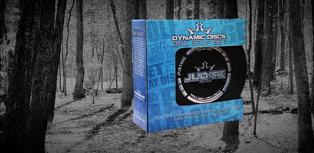 Best disc golf starter sets for beginners